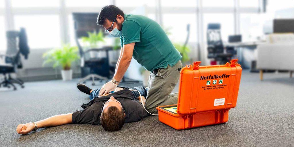 Erste-Hilfe-Schulungen