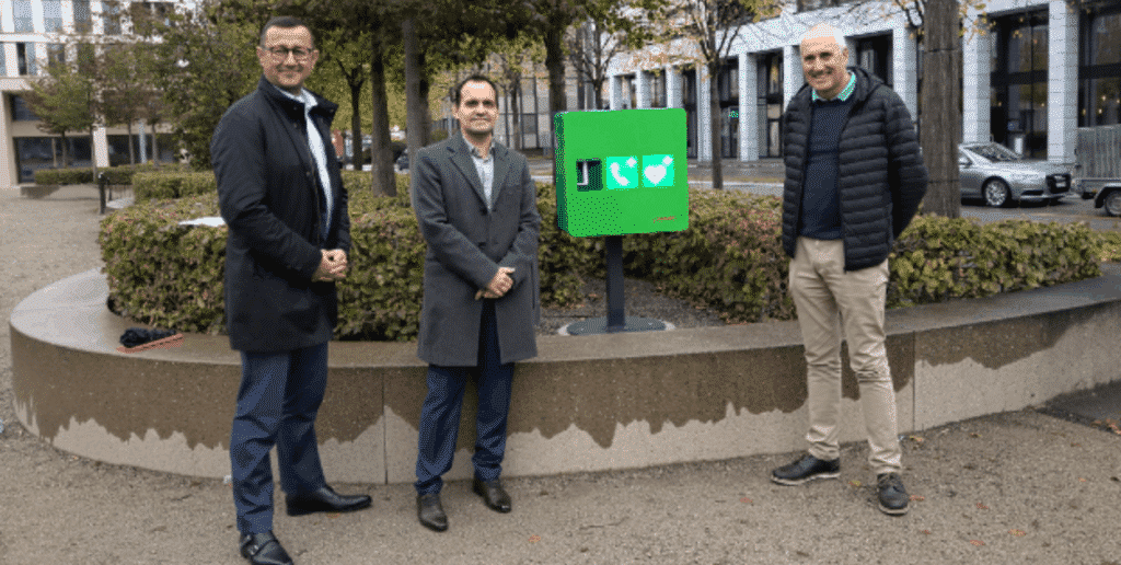 LIFETEC ONE Secure City in Dietikon