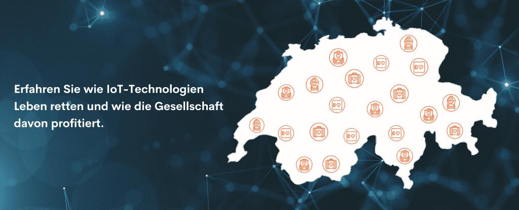 Gemeinsam für eine sichere Schweiz! - IoT-Technologie