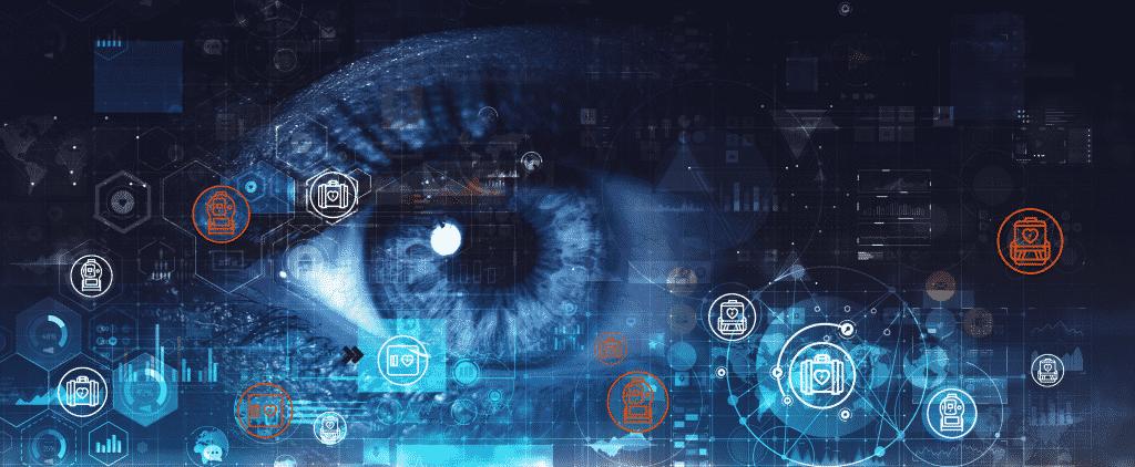 Überwachung durch IoT-Cloud