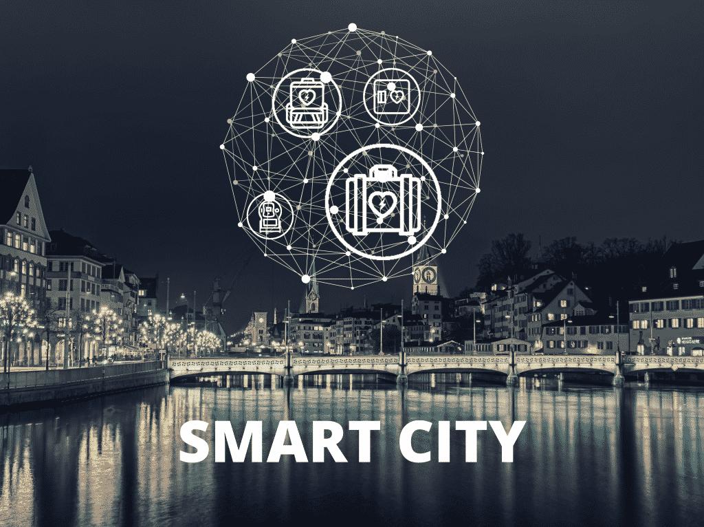 Smart City IoT M2M